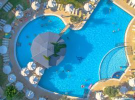 Lydia Maris Resort & Spa, golf hotel in Kolymbia