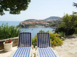 La Villa Matisse, family hotel in Collioure