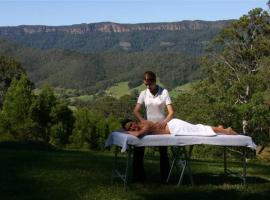 The Heavens Mountain Escape, hotel near Fitzroy Falls, Kangaroo Valley