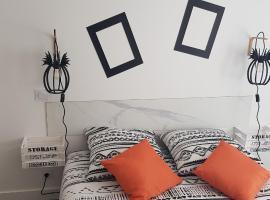 Apparts centre ville Lorient-calme&cosy, appartement à Lorient