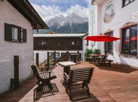 Gasthof Höhenrain, hotel in Grainau