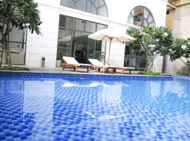 SAIGON GARDEN HILL Resort & Apartment, apartment in Ho Chi Minh City