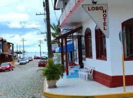 Lobo Hotel, hotel in Garopaba