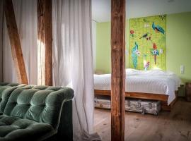 Besighomes Apartment Olive, Ferienwohnung in Besigheim