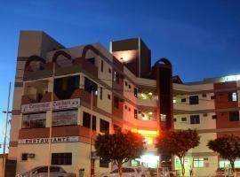 Suíte Hotel Vitória, hotel em Vitória