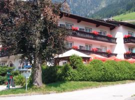 Hotel zum Toni, отель в городе Бад-Хофгастайн