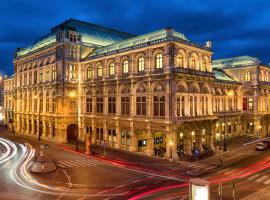 Senator Flats - Paulus, accessible hotel in Vienna