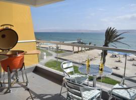 Ocean View Apartment in Paracas, apartment in Paracas