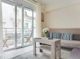 Melina's Apartment By The Tube, hotel near Ambelokipi Metro Station, Athens