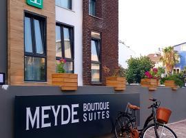 Meyde Boutique Suites, appartement in Antalya