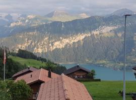 App. Seeblick Top of Interlaken, hotel in Beatenberg