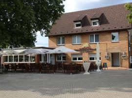 Zum goldenen Bullen, hotel near Movie Park Germany, Dorsten