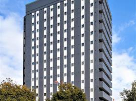 Hotel Route-Inn Higashihiroshima Saijo Ekimae, hotel in Higashihiroshima