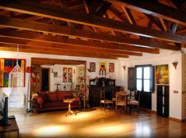 Pensión Alfin, habitación en casa particular en Granada