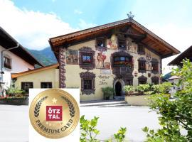 Gasthof zum Stern, inn in Oetz