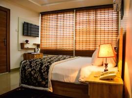 GrandCapital Hotel Ikoyi, отель в Лагосе