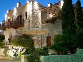 Lithos Traditional Guest Houses, villa in Xerokampos