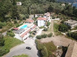 Andromaches Holiday Apartments, apartment in Benitses