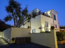 Villa Klaudia - charming house, apartment in San Giorgio a Cremano