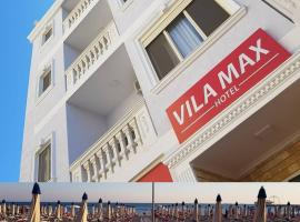 Hotel Vila Max, hotel in Durrës