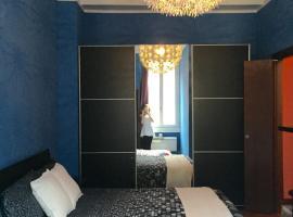 Colorful apt in Milano, hotel em Milão