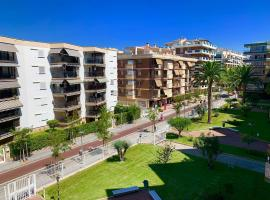 Formentor Beach primera linea de playa, appartement in Salou