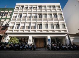 Norden Ruder Hostel Taitung, hostel in Taitung City