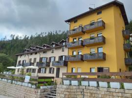 Residenza Panarotta - Vetriolo(1500m), apartment in Levico Terme