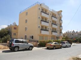 Denis Hotel, hotel in Nicosia