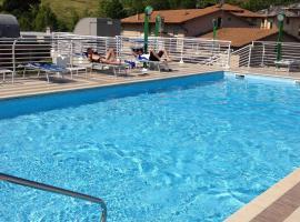 Hotel President, hotel en Chianciano Terme