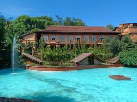 Jawa Dwipa Heritage Resort, hotel di Tawangmangu