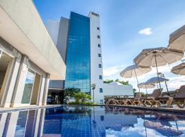Alegro Hotel, hotel in Jarinu