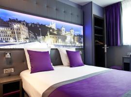 Hotel des Savoies Lyon Perrache, ξενοδοχείο στη Λυών