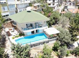 Alanya Castle Apartment - Adult Only, отель в городе Аланья