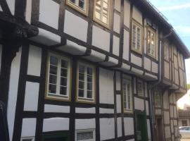 Anno 1650, hotel near Pedestrian Area Detmold, Detmold