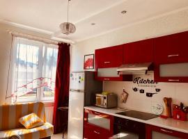 RedKitchen Apartment, pet-friendly hotel in Kaliningrad