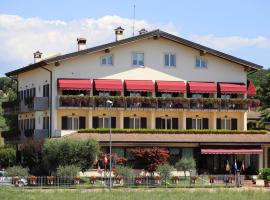Hotel da Roberto, отель в Лацизе