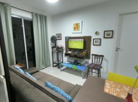 Dzīvoklis Apartamento na Lapa Riodežaneiro