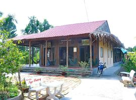 Ngoc Phuong Homestay, family hotel in Vĩnh Long