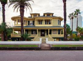 Schaefer Haus Mansion, hotel near Port of Galveston, Galveston