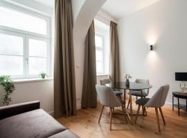 Sankt Elisabeth Superior Apartments - contactless check in, отель в Вене