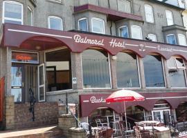 Balmoral Hotel, hotel in Blackpool