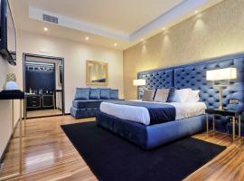 Spanish Diamond Luxury Suites & Jacuzzi, homestay in Rome