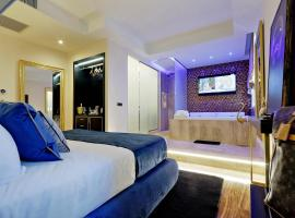 Spanish Diamond Luxury Suites & Jacuzzi, hotel de lujo en Roma