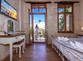 Villa Casa Atitamo, pet-friendly hotel in Rethymno Town