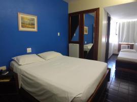 Hotel Praia da Sereia, hotel in Salvador