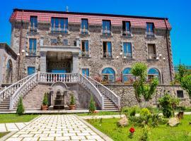 Khoreayi Dzor, отель в Горисе