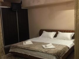 Маметовой, 36 Апартаменты, hotel in Almaty