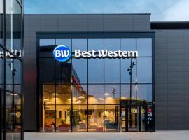 BEST WESTERN HOTEL DIJON QUETIGNY, hôtel à Quetigny