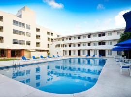 Hotel Bonampak, hotel in Cancún